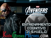 Play The Avengers - Cognitive Training Of  S.H.I.E.L.D.