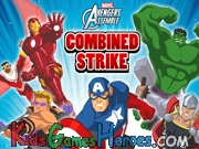 The Avengers - Combined Strike Icon