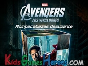 The Avengers - Sliding Puzzle Icon