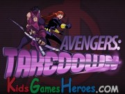 Play The Avengers - Takedown