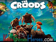 The Croods - Hidden Letters Icon