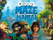 Play The Croods - Maze Mania