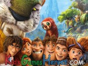 Play The Croods - Memory Madness