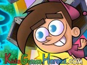 Play The Fairly OddParents: Sparky's Ball Bounce