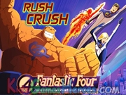 Play The Fantastic Four - Rush Crush