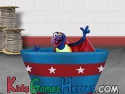 The Muppets - Flying Gonzo Icon
