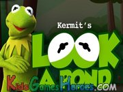 Play The Muppets - Kermit Look a Pond