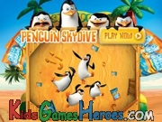 The Penguins of Madagascar - Penguins Skydive Icon