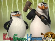 Play The Penguins of Madagascar - Whack-A-Mort