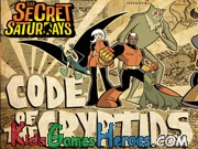 Play The Secret Saturdays - Code Of The Cryptids