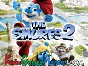 Play The Smurfs 2 - Find The Differences