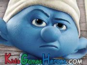 Play The Smurfs 2 - Grouchy Match Game