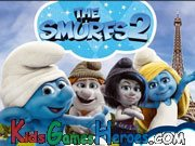 Play The Smurfs 2 - Stork Race