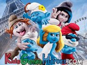 The Smurfs 2 - The Movie Trailer Icon