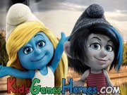 Play The Smurfs 2 - Vexy Dress Up