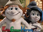 Play The Smurfs 2 - Whack A Naughty