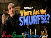 Play The Smurfs - Gargamel's Where are the Smurfs