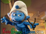 Play The Smurfs - Gutsy's Stargazer Quest