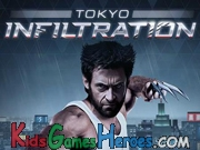 Play The Wolverine - Tokyo Infiltration