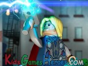 Play Thor - Lego Adventures