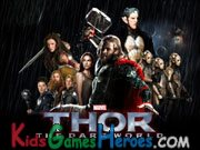 Play Thor 2 - The Dark World - Find The Differences