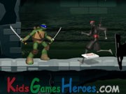 Play TMNT: Foot Clan Clash