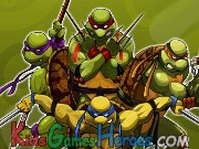 TMNT - Hidden Numbers Icon