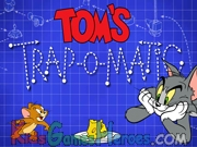 Play Tom and Jerry -  Tom's Trap O Matic