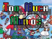 Play Too Much Marios