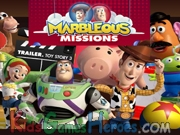 Play Toy Story 3 - Marbleous Missions