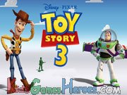 Toy Story 3 - The Movie Trailer Icon