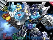 Transformer Cybertron Icon