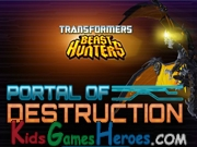 Play Transformers - Portal Of Destruction