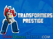 Play TransFormers - Prestige