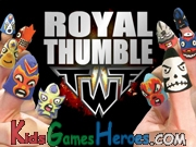 TWF - Royal Thumble Icon