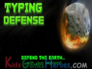 Play Typing Defense