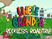 Play Uncle Grandpa - Reckless Road Trip