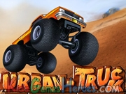 Urban Truck Icon