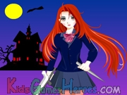 Vampire Princess Dressup Game Icon