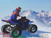 Winter ATV Icon