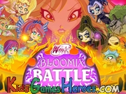 Play Winx Club - Bloomix Battle