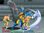 Play Wolverine - Rampage