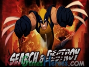 Wolverine  Search and Destroy Icon