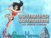 Play WonderWoman - Last Woman Standing