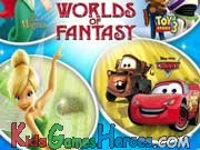 Worlds Of Fantasy Icon