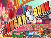 Wreck It Ralph - Sugar Rush Icon
