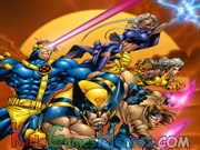 X+men Fight