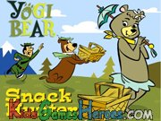 Play Yogi Bear - Snack Hunter