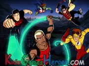 Play Young Justice - Brawl of Justice