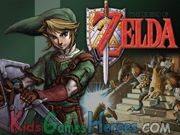 Play Zelda Flash